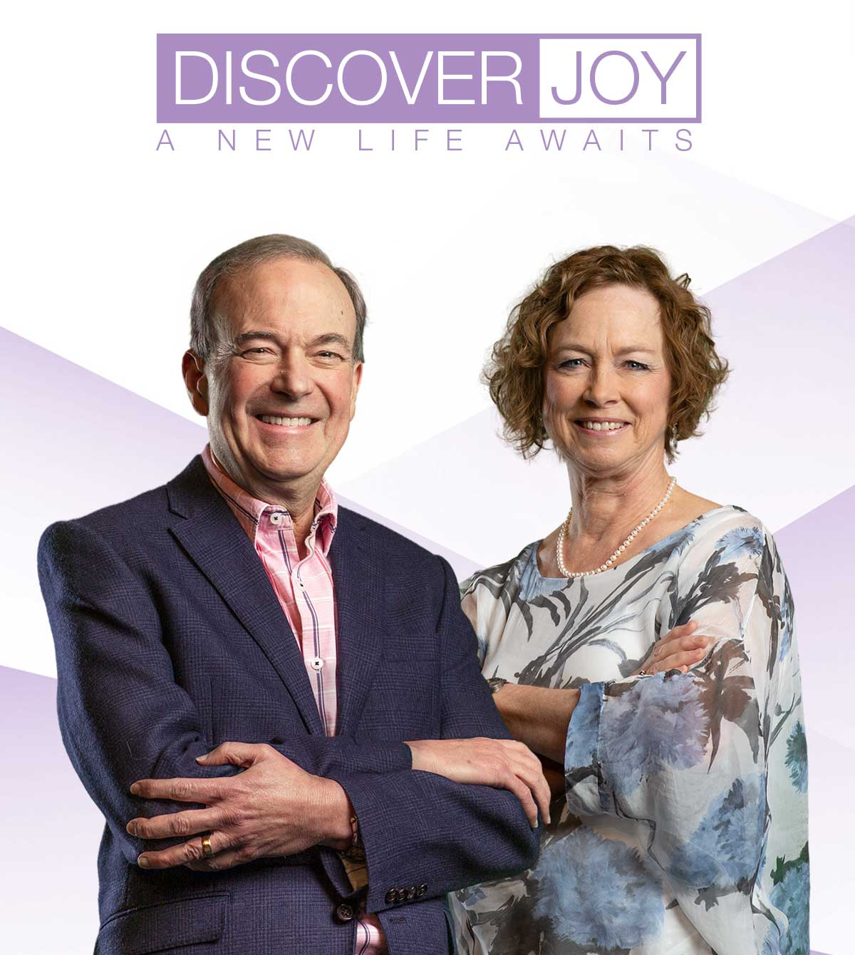 Discover Joy - Start Enjoying the Freedom Jesus Promised You