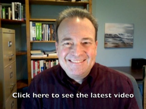Click here to see the latest video blog
