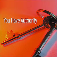 You Have Authority by Grant Mullen