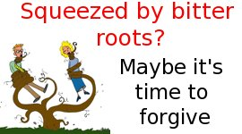 Is it time to forgive?