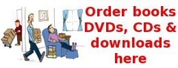 Order books, DVDs, CDs, downloads here