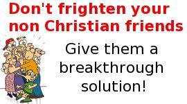 You need a breakthrough solution