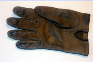 Is your will like an empty glove?