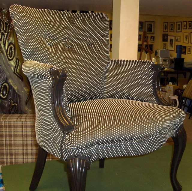 The finished chair!