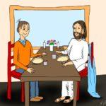 Chp 2:1 dinner with Jesus2