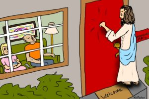 Chp 2:5 Jesus knocking
