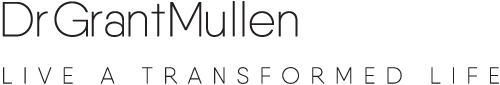 Dr Grant Mullen - Live a transformed life